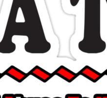 M.A.T.H. Sticker