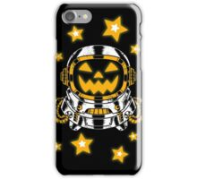 Space Halloween iPhone Case/Skin