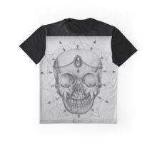 Gypsy Skull Graphic T-Shirt