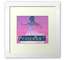 Princess Lane - 42 Framed Print