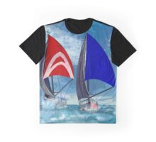 Racing home Graphic T-Shirt