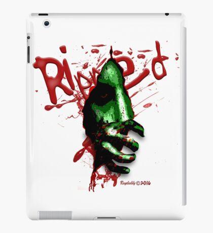 Ripped iPad Case/Skin