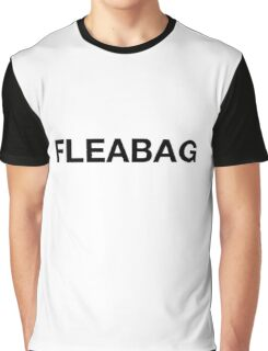 Fleabag - From BBC 3 Series Fleabag Graphic T-Shirt
