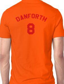 High School Musical: Danforth Jersey Red Unisex T-Shirt