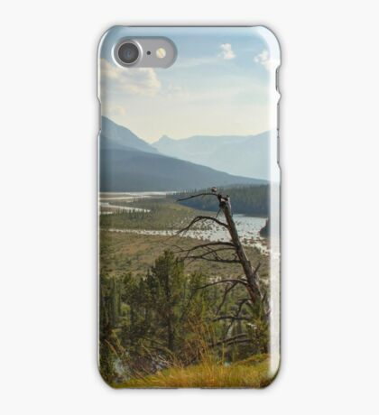 North Saskatchewan River 1 (Colour) iPhone Case/Skin