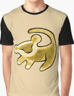 Simba sketch Graphic T-Shirt