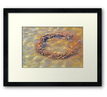 Halo of the Sea Framed Print