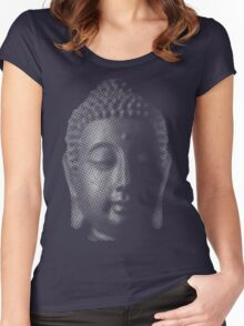 Big Buddha Women's Fitted Scoop T-Shirt