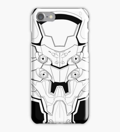 EVA 02 iPhone Case/Skin
