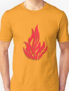 Flame Unisex T-Shirt