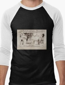 Performing Arts Posters The Orpheum Show 0334 Men's Baseball ¾ T-Shirt