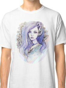Purple hair Classic T-Shirt