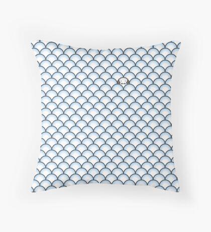 The Last… Wampa Throw Pillow