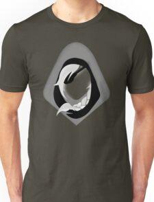 Ana Amari Black and White Unisex T-Shirt