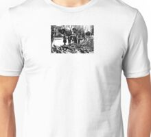 Riot in the name of Harambe Unisex T-Shirt