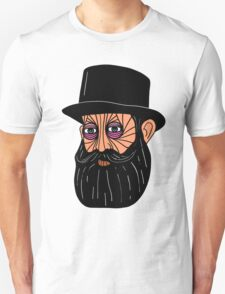 top hat george T-Shirt