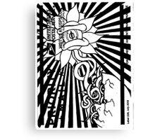 eyecrops Canvas Print