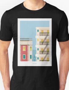 High Rise City Unisex T-Shirt