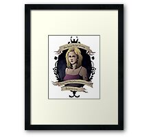 Buffy - Buffy the Vampire Slayer Framed Print