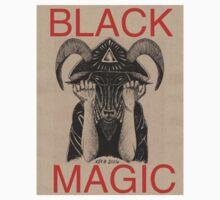 Black Magic Tan Baby Tee