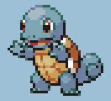 Squirtle (ゼニガメ) by aClockworkJake
