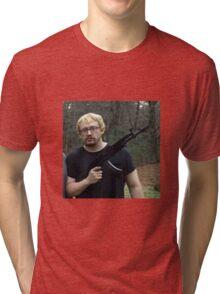 gun hyde Tri-blend T-Shirt