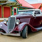 1934 Ford roadster hot rod by kenmo
