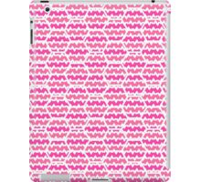 The Beehive Flavor – pink iPad Case/Skin