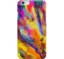 Dawn Of A New Day Abstract iPhone Case/Skin
