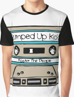 Pumped up kicks - Foster the People Graphic T-Shirt