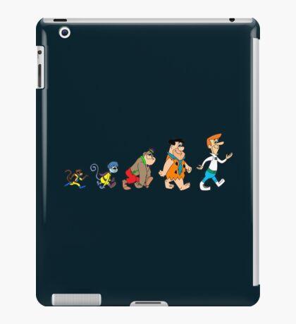 Hanna Barbera Evolution iPad Case/Skin