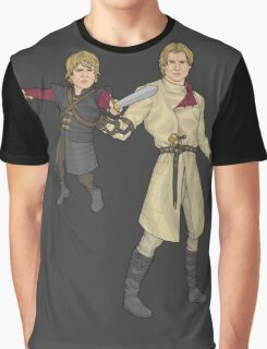 Siblings of the Realm Graphic T-Shirt