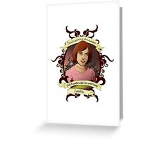 Willow - Buffy the Vampire Slayer Greeting Card