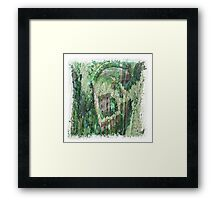 The Atlas Of Dreams - Color Plate 50 Framed Print