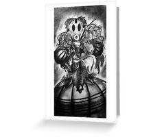 Mama- BW Version Greeting Card