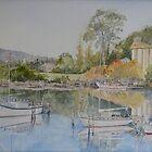 Tasmanian Scenes by Muriel Sluce by Wendy Dyer