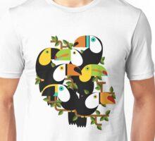 Gang of Toucans Unisex T-Shirt