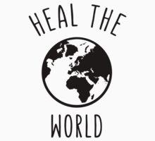 Heal The World Kids Tee