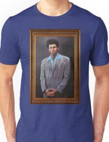 Cosmo Kramer's Portrait Unisex T-Shirt
