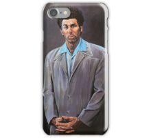Cosmo Kramer's Portrait iPhone Case/Skin