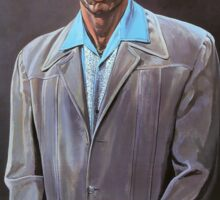 Cosmo Kramer's Portrait Sticker