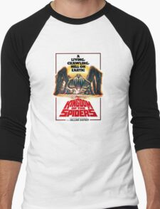 Kingdom of the Spiders Men's Baseball ¾ T-Shirt