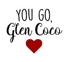 Mean Girls - You go, Glen Coco Photographic Print
