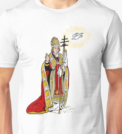 ST GREGORY THE GREAT   Unisex T-Shirt