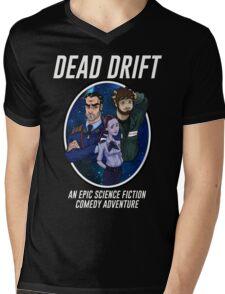 Cartoon Dead Drift by Davie Kizdar Mens V-Neck T-Shirt