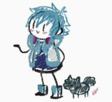 DMMD Crayon Aoba by colbaltwires