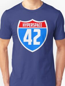 Hyperspace 42 T-Shirt