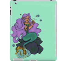 I must be a mermaid... iPad Case/Skin