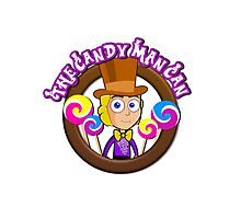 The Candy Man Can Photographic Print