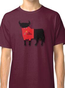 Vuelta a Espana Bull Tee Classic T-Shirt